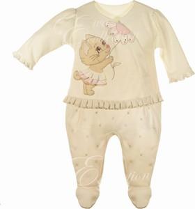 Ewa Collection Pajac niemowlęcy PSOTKA NewYorkStyle