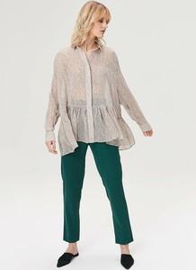 Zielone spodnie FEMESTAGE Eva Minge