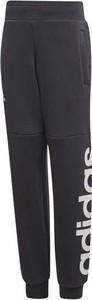 Czarne spodnie dziecięce ctxsport z plaru