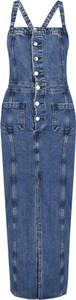 Sukienka Pepe Jeans na ramiączkach w stylu casual