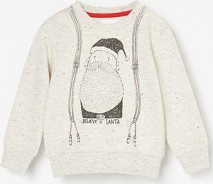 Bluza dziecięca Reserved dla chłopców z bawełny