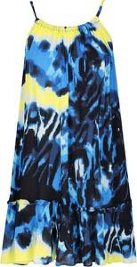 Sukienka Superdry mini na ramiączkach