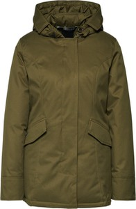 Zielona kurtka Airforce długa