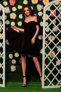 Czarna sukienka Lemoniade bez rękawów