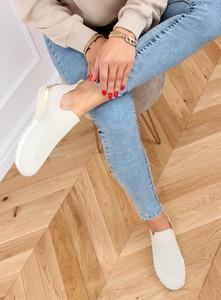 Buty sportowe Buty Damskie z płaską podeszwą