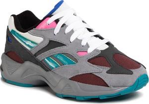 Sneakersy Reebok sznurowane