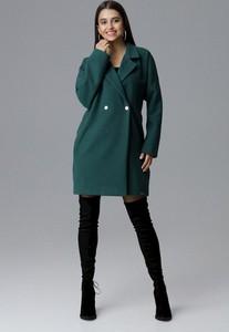 Zielony płaszcz Figl