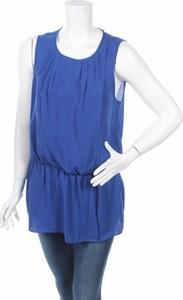 Niebieska tunika Top Secret w stylu casual