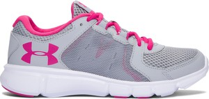 Buty sportowe Under Armour sznurowane z płaską podeszwą