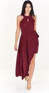 5805aaabcf krótkie sukienki z trenem - stylowo i modnie z Allani