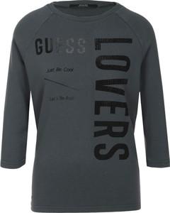 Bluza Guess Jeans krótka