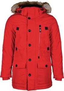 Czerwona kurtka Q/s Designed By - S.oliver
