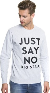 Bluza Big Star z nadrukiem