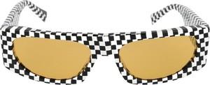 Czarne okulary damskie Alain Mikli