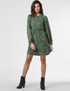 Zielona sukienka Vero Moda mini prosta