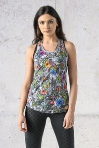 Top Nessi Sportswear z okrągłym dekoltem