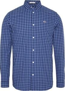 Koszula Tommy Hilfiger z bawełny z długim rękawem w stylu casual