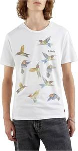 T-shirt Levis z krótkim rękawem w młodzieżowym stylu
