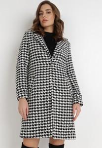 Płaszcz born2be w stylu casual z tkaniny