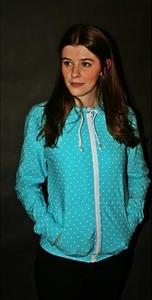 4c850da57d bluza bejsbolówka miętowa - stylowo i modnie z Allani