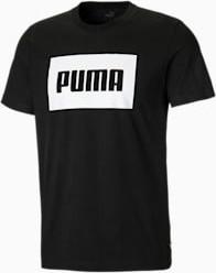Bluzka Puma z krótkim rękawem z bawełny