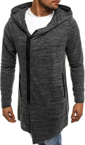 Bluza athletic w street stylu bez wzorów