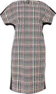Sukienka Moda Su z krótkim rękawem mini