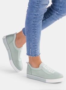 Deezee zielone buty sportowe love