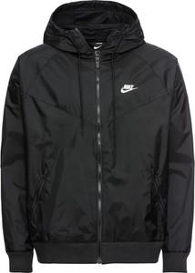 Niebieska kurtka Nike Sportswear w stylu casual
