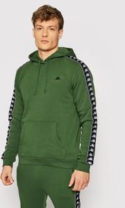 Zielona bluza Kappa