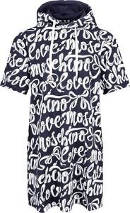 Sukienka Love Moschino midi w stylu casual