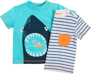 Koszulka dziecięca Cool Club z bawełny z krótkim rękawem dla chłopców
