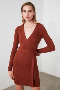 Czarna sukienka Trendyol mini