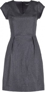 Sukienka VISSAVI z dekoltem w kształcie litery v