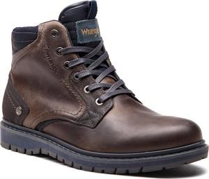 Buty zimowe Wrangler sznurowane