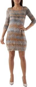 Sukienka Cristina Gavioli z wełny