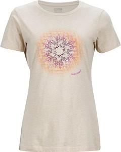 T-shirt Marmot z bawełny