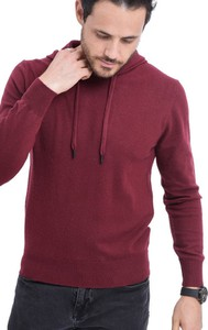 Sweter William De Faye z jedwabiu