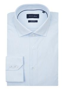 Niebieska koszula Christian Berg Men