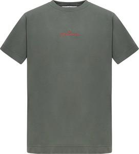 Koszulka dziecięca Stone Island dla chłopców z krótkim rękawem