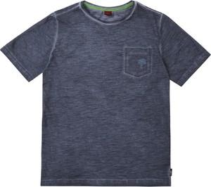 Niebieska koszulka dziecięca S.Oliver z dżerseju