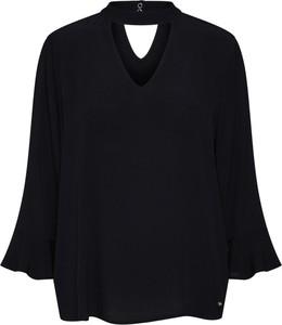 Czarna bluzka Tom Tailor Denim