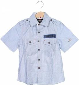 Niebieska koszula dziecięca RG 512