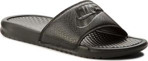 Czarne buty letnie męskie Nike