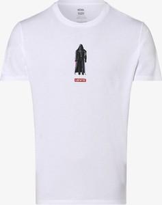 T-shirt Levis z nadrukiem z krótkim rękawem