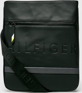 6865f4cd53bce torba męska tommy hilfiger listonoszka - stylowo i modnie z Allani