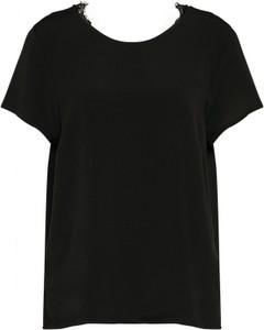 Czarny t-shirt object