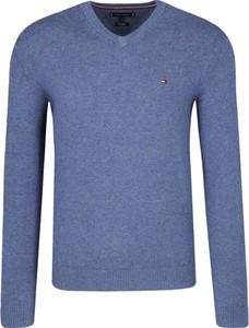 Sweter Tommy Hilfiger w stylu casual z kaszmiru