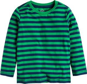 Zielona bluzka dziecięca Cool Club