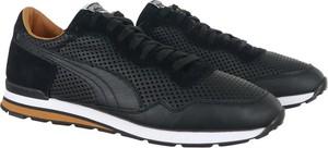 Buty sportowe Puma ze skóry w sportowym stylu